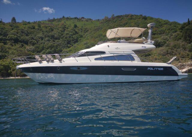 Cranchi 50 Atlantique STAN IDEALNY - WILLIAMS 285 W CENIE!
