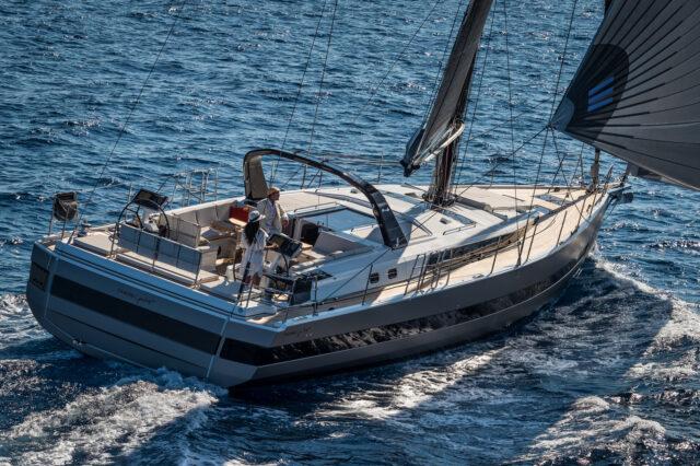 Oceanis 62 Yacht