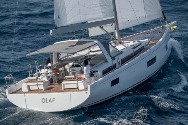 Oceanis 54 Yacht